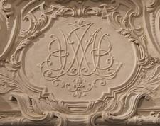 Monogram Of Maria Giovanna Battista Of Savoy
