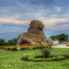 Monolithic Nandhi Bull - Lepakshi