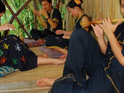 Monsopiad Cultural Village - Penampang River