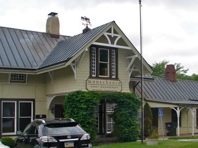 Montchanin Station