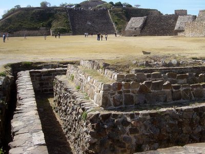 Monte Alban View