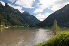 Monte Civetta From Alleghe - Dolomites