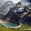 Monte Fitz Roy - Chile-Argentina Border