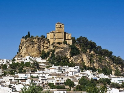Montefrio Moorish Castillo - Granada Andalusia