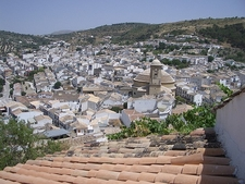 Montefrio Town Overview - Granada - Spain Andalusia