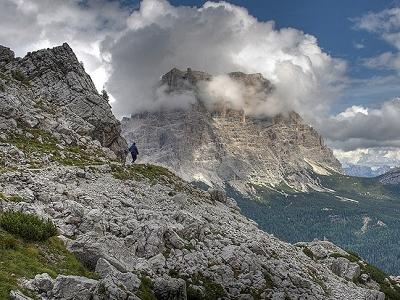 Monte Pelmo - Civetta - Dolomites