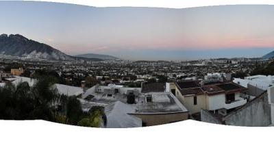 Monterrey Panoramic