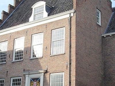 Old Town Hall Of Montfoort
