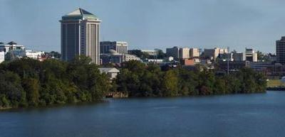 Montgomery  Alabama Panorama