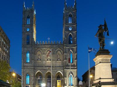 Montreal Place D\\\'Armes