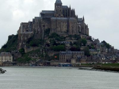 Mont  Saint   Michel  Couesnon