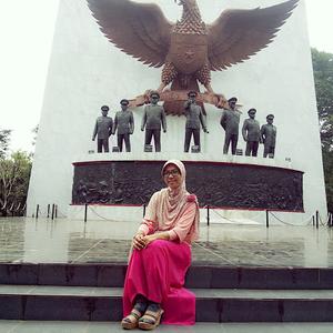 Monumen Pancasila Sakti - View