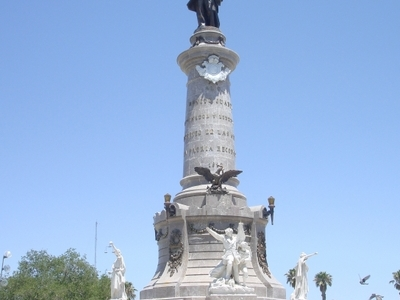 Monument To Benito Juárez