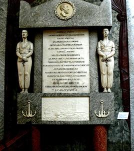 Monument For Grand Master Jean Parisot De La Valette
