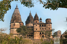 Monument In Orchha