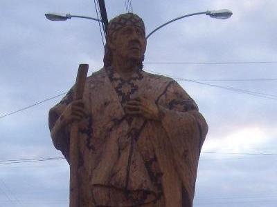 Monument To Cacique Lemunao