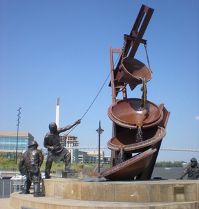 Monument To Labor Statue