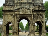 Triumphal Arch of Orange