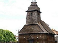 Monumental Wooden Church of St.Valentine