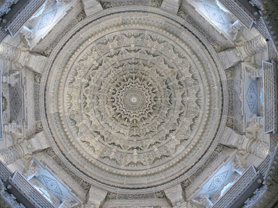 Monument's Central Dome