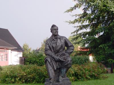 Monument Of Janis Rozentāls