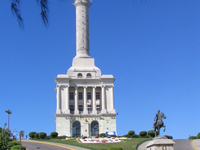 Monument To The  Heroes Of The  Restoration