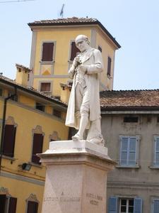 Monument Of Lazzaro Spallanzani
