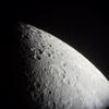 Moon Surface Through The 40cm Meade