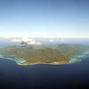 Moorea Aerial View