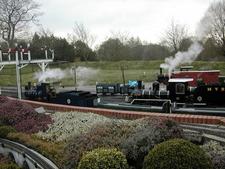 Moors Valley Railway