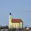 Moosdorf Parish Church, Upper Austria, Austria