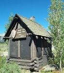 Moose Entrance Kiosk