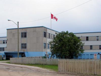 Moose  Factory  Hospital