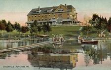 Moosehead Inn 2 C Greenville Junction 2 C M E