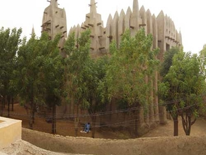 Gran Mezquita de Mopti