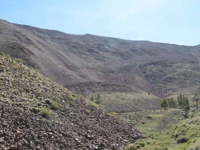 Moraine Mount Jefferson