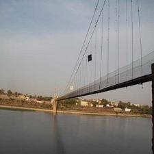 Morbi-Suspension-Bridge