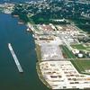 Morgan City Louisiana Aerial View