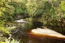Moria Gate Arch Landscape @ Kahurangi National Park NZ