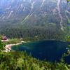 Morskie Oko Lake In High Tatras
