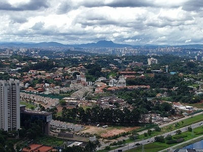 Morumbi     Pico Do  Jaragu