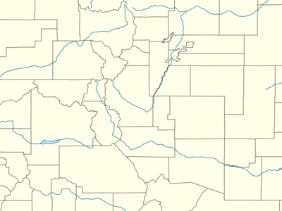 Mosca Colorado Is Located In Colorado
