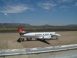 Moshoeshoe I do Aeroporto Internacional