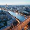 Moskva River - Kotelnicheskaya Embankment Moscow