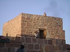 Mosque At Mount Sinai