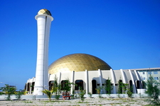 Mosque Of Hulhumale