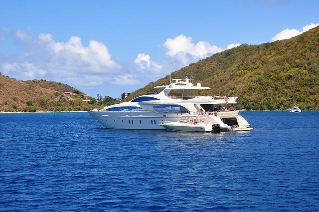 Booking Season Picks Up! Rent a Yacht Photos