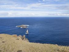 Motu Nui - Easter Island - Chile