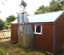 Motutapere Hut