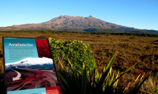 Mounds Walk - Tongariro National Park - New Zealand